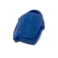 Obal ovladače 3 tlačítka modrý Ford