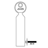 Polotovar klíče AC-9