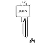 Polotovar klíče BK-7D