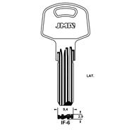 Polotovar klíče IF-6