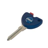 Polotovar klíče pro čip TP00FI-13P6 Derbi, Piaggio