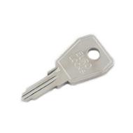 Polotovar klíče ke schránkám