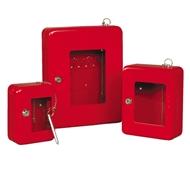 Požární schránka na klíče