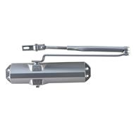 Zavírač DORMA TS68 stříbrná
