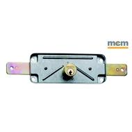 Zámek rozvorový vratový s vložkou se 3 klíči