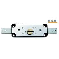 Zámek rozvorový vratový s trezorovou vložkou MCM