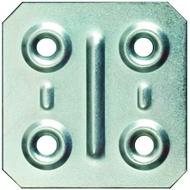 Spojovací deska 40x40mm, toušťka. plechu 1mm