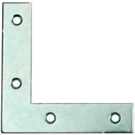 Rohovník 10x10cm, šíře 18mm, tl. plechu 2mm