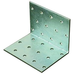 Úhelník 100x100mm, šíře 80mm, tl. plechu 2,5 mm