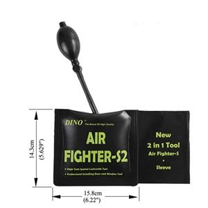 DINO Vzduchový polštář s manžetou - S2