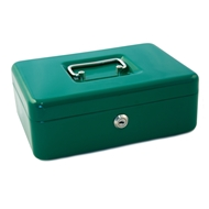 Příruční pokladna 2153 zelená
