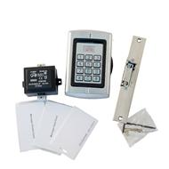Vstupní systém klávesnice/RFID karty