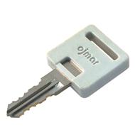 Klíč hlavní č.001 OJMAR BASICO