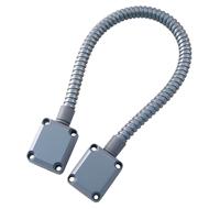 Průchodka kabelová průměr 12 x 412 mm šedá