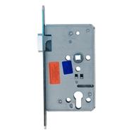Zámek zadlabací panikový BKS 1201 72/65 mm zinek