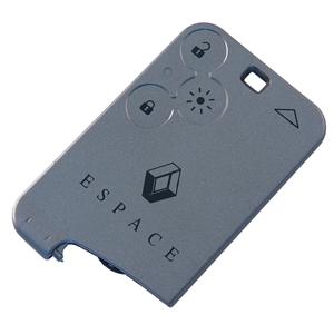 Karta  tlačítka bez planžety Renault Espace