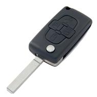 Obal autoklíče 4 tlačítka Peugeot