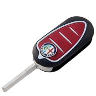 Obal autoklíče 3 tlačítka Alfa Romeo