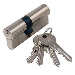 Cylindrická vložka TITAN K1, 4 klíče