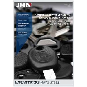 Katalog AUTOKLÍČE  V.1   JMA