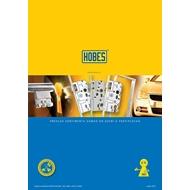 Katalog zámků a protiplechů HOBES