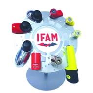 IFAM Výstavní stojan Brzdový kotouč
