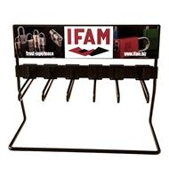 IFAM Výstavní stojan pro 6 ks visacích zámků