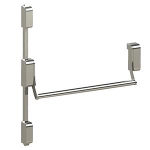 EXCLUSIVE ONE, 2-bodové 1200 mm nerez vertikální