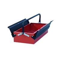 Box na nářadí kovový 1-dílný 450x210x100 mm