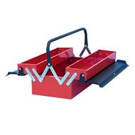 Box na nářadí kovový 3-dílný 450x210x150 mm