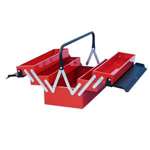 Box na nářadí kovový 5-dílný 450x210x200 mm