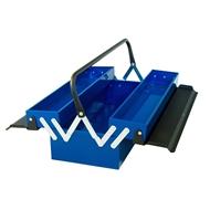 Box na nářadí kovový 3-dílný 580x210x150 mm