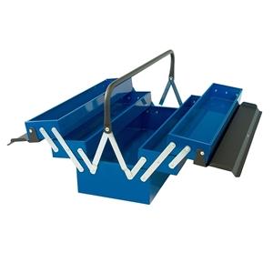 Box na nářadí kovový 5-dílný 580x210x200 mm