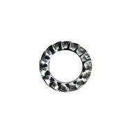 Podložky vějířové - DIN 6798A, ČSN 021745
