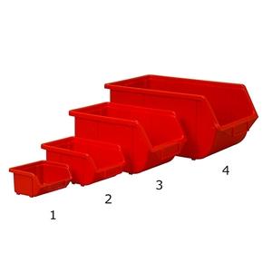 Plastové stohovatelné boxy
