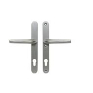 Kování hliníkové pro vstupní dveře F9