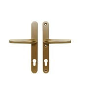 Kování hliníkové pro vstupní dveře F4