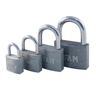 Visací zámky IFAM série ZN na stejný klíč