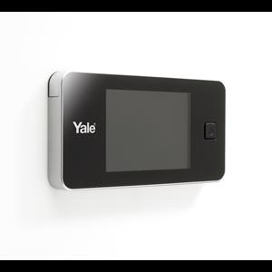 Dveřní digitální kukátko YALE 500
