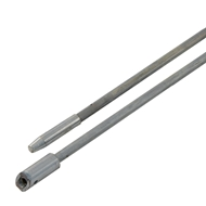 Sada rozvorových tyčí pro panikový zámek model 122