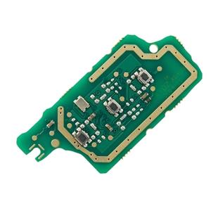 Dálkový ovladač 3 tlačítka Citroen, Peugeot 433MHz, PCF7961, rok 2006-2010
