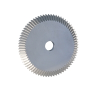 Fréza U01W 60,4x5,25x9,53mm 80° 70 zubů CARBIDE