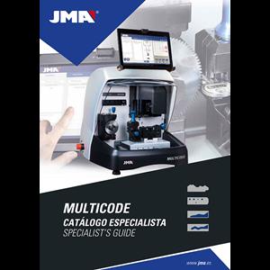 Katalog Multicode, speciální průvodce pro profesionály