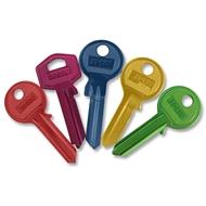 Polotovar klíče FB-5 barevný 4107/11X