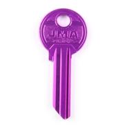 Polotovar klíče FB-22 fialový 4093/13