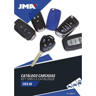 Katalog obalů pro autoklíče s dálkovým ovladačem 2018 CKS.05