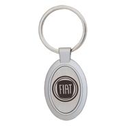 Přívěšek na klíče ovál Fiat