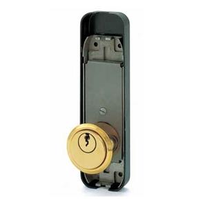 3001 zámek nábytkový 3 klíče  rozvorový s vložkou