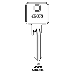 Polotovar klíče ABU-94D