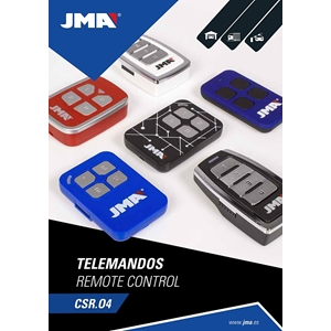 Katalog dálkových ovladačů bran 2019 CTM.04